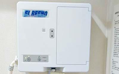 微酸性次亜塩素酸水のエルビーノは一年中安定した除菌効果があります。
