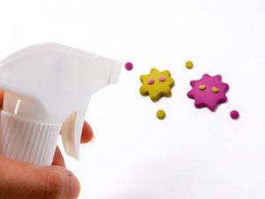 ウィルス対策と次亜塩素酸水